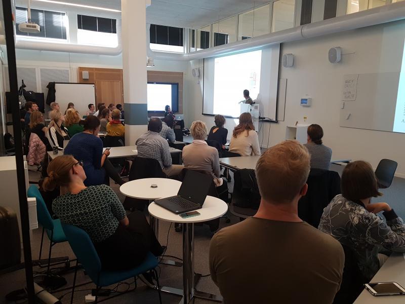 workshop in Umeå